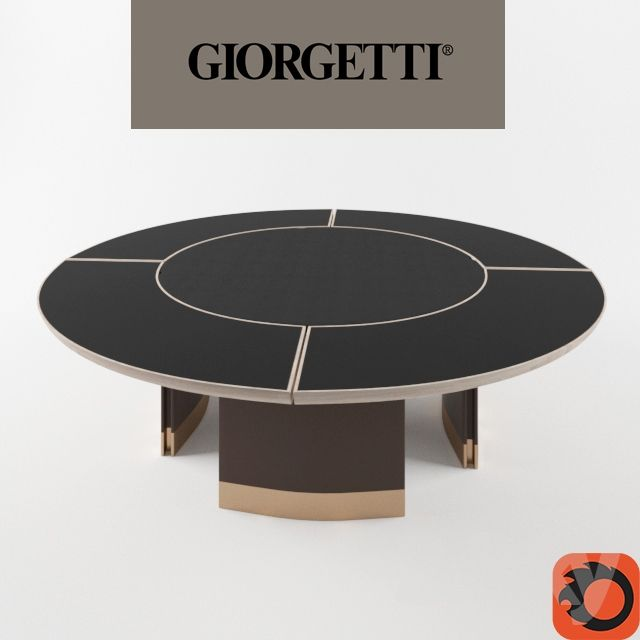 Gordon Coffee table to dining table, Table