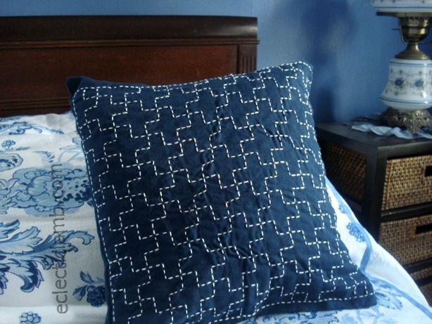 sashiko-pillow