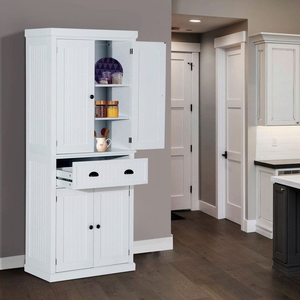 Overstock Com Online Shopping Bedding Furniture Electronics Jewelry Clothing More In 2020 Pantry Storage Cabinet Kitchen Pantry Cabinets White Kitchen Pantry