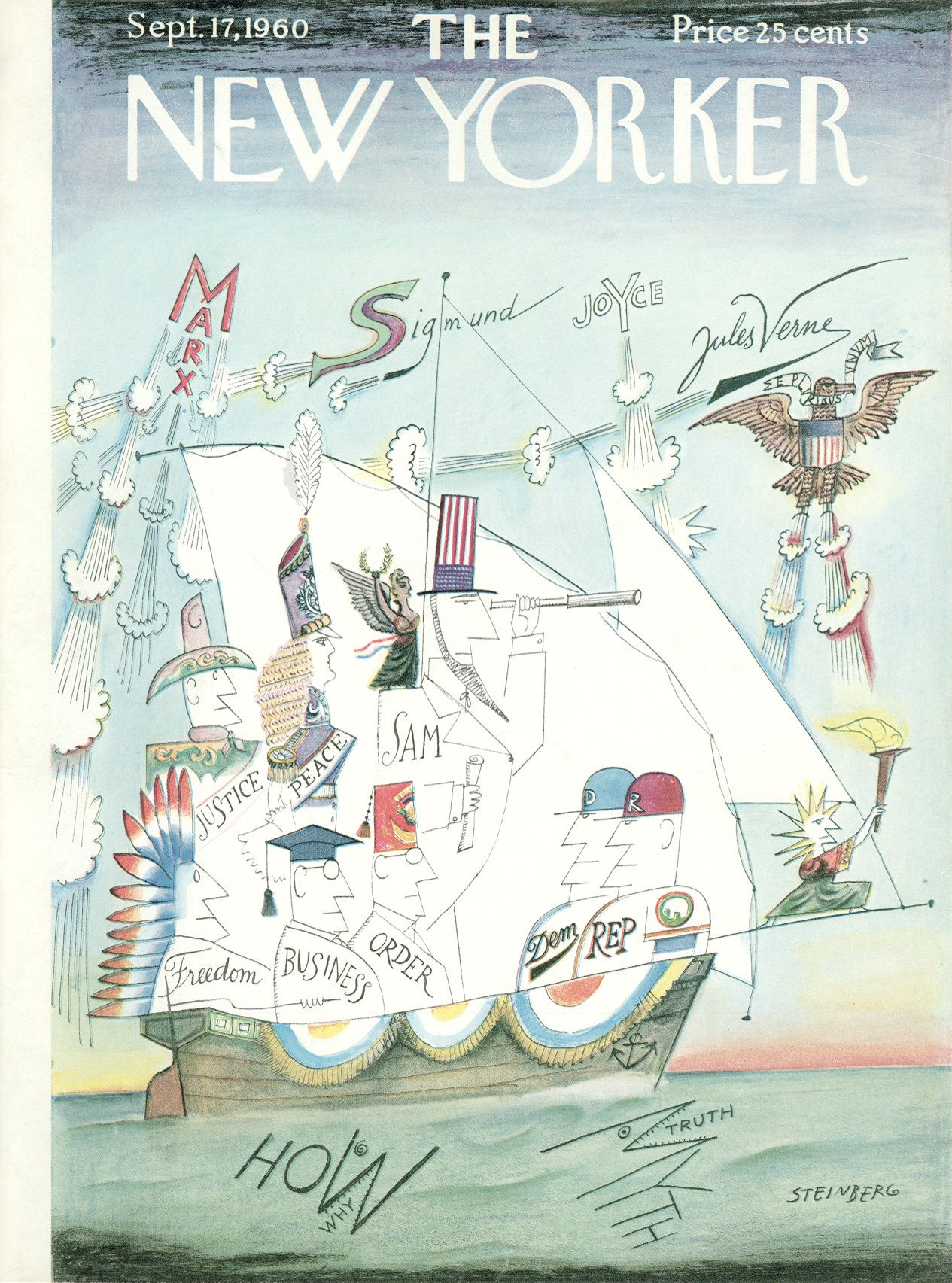 The New Yorker - Saturday, September 17, 1960 - Issue # 1857 - Vol ...