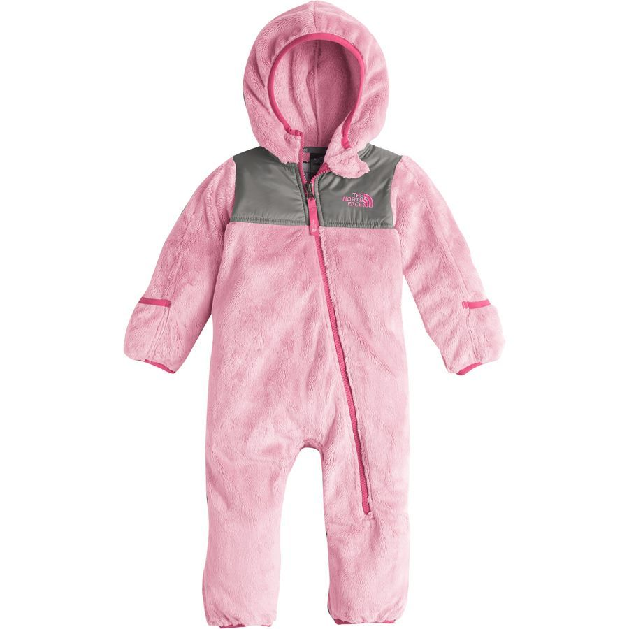 baf90d20bfcb The North Face - Oso One-Piece Bunting - Infant Girls  - Coy Pink
