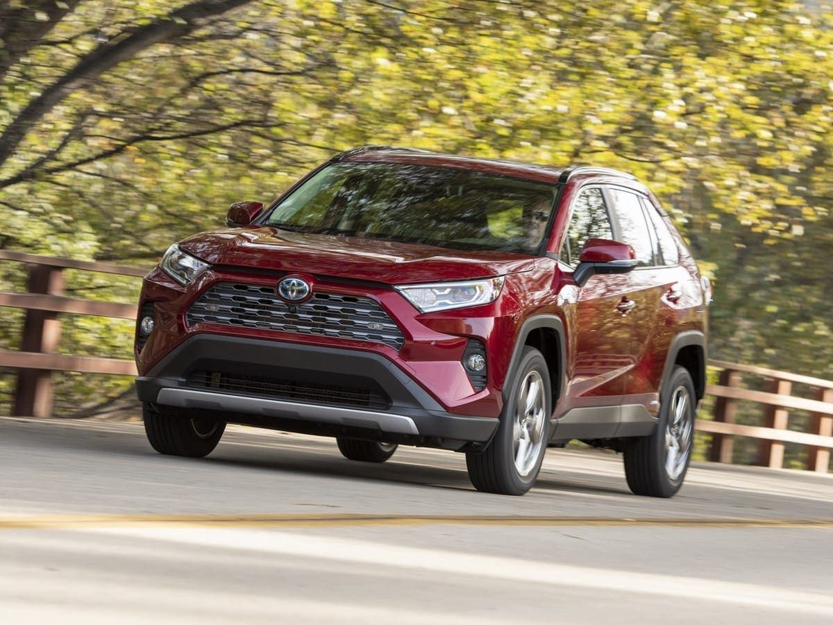 Best Fuel Economy Small Suv In 2020 Toyota Rav4 Hybrid Fuel Economy Toyota Suv Models
