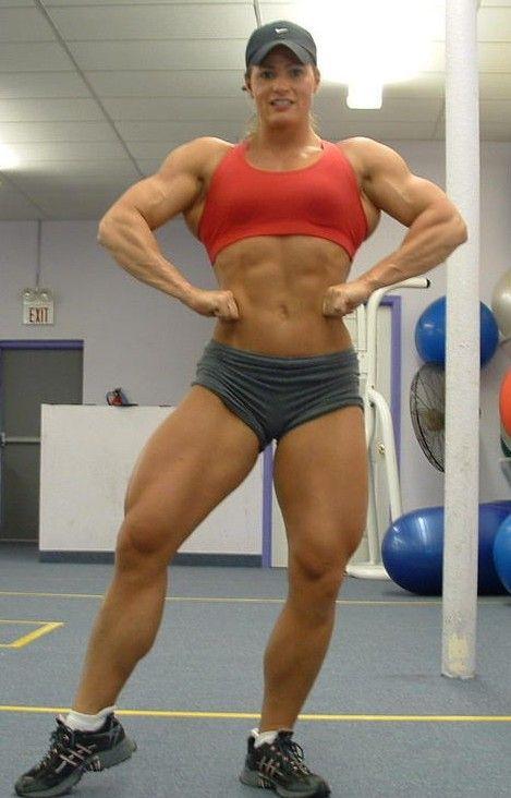 Remarkable, Female bodybuilders carmella tubes for that