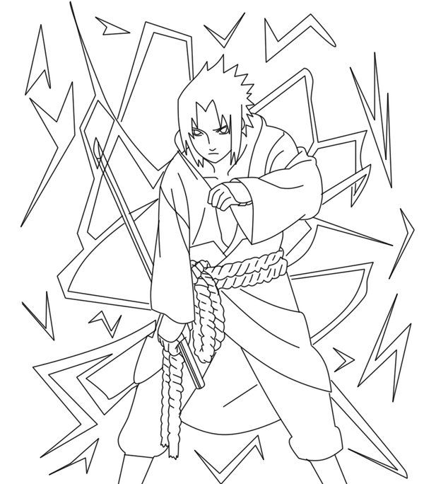 Naruto Coloring pages Coloring Pages of Epicness Pinterest Naruto