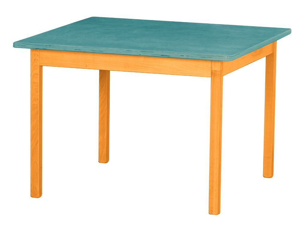 CHILDREN'S PLAY TABLE - Amish Handmade Wood Toy Furniture- CANDY SHOP SERIES