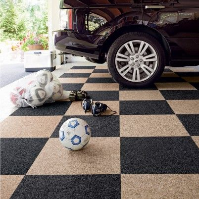 Tough Flor Tiles For High Traffic Areas Product