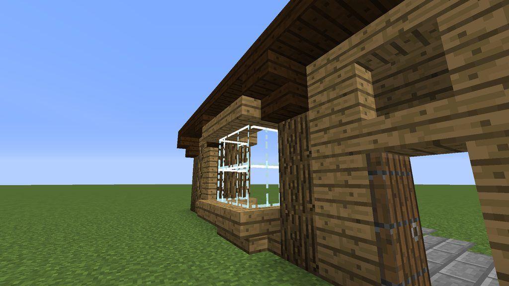 Minecraft Bay Window Tutorial Http M Imgur A