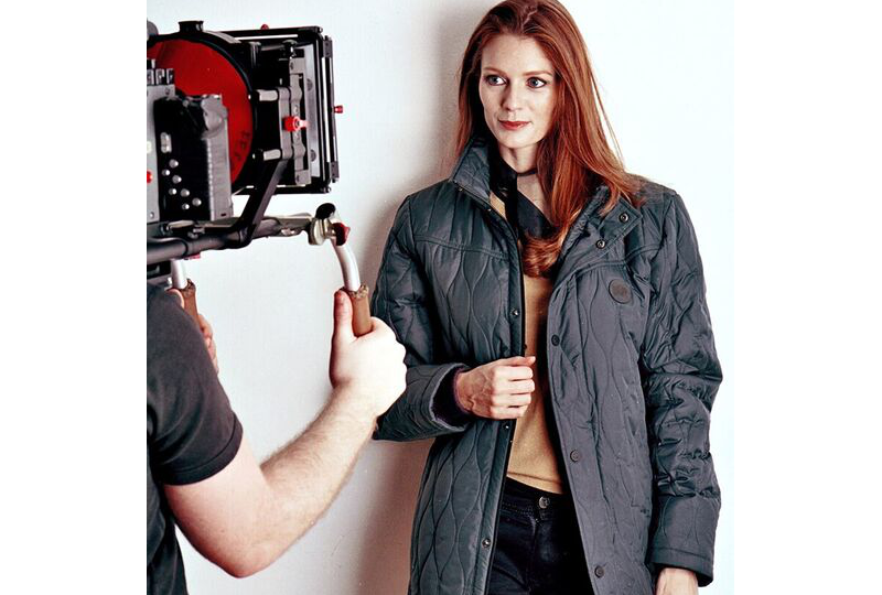 Lights, cameras, action! You'll always be pap ready in your exclusive #Qiviut jacket http://buff.ly/1W6nyOR #Jacket #Luxury #Fashion #Style