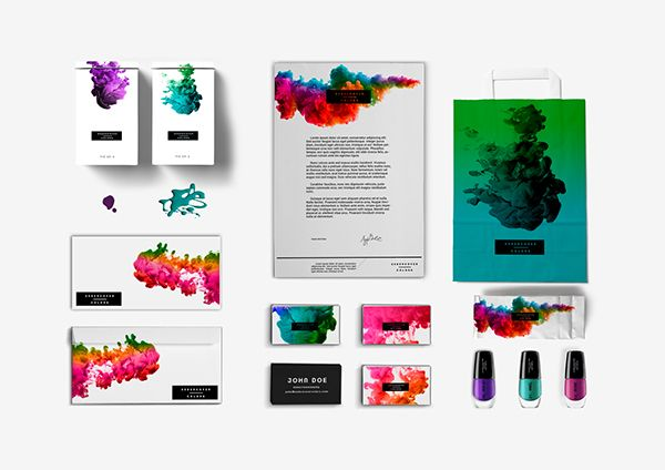 Undercover Colors- Behance:   The Brand.  Nail varnish that detects common date rape drugs by changing colour.