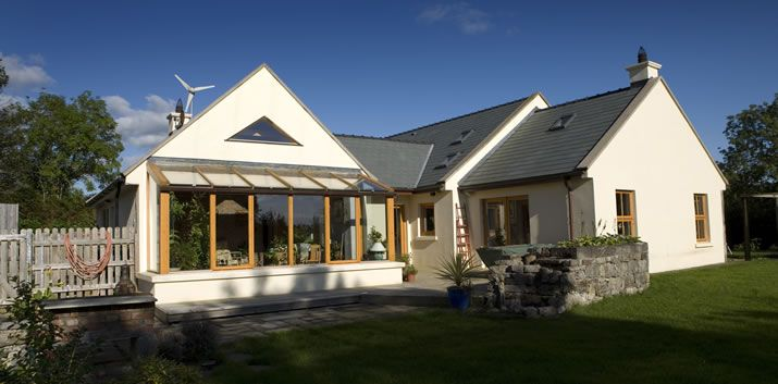 bungalow designs with angled roof ireland Google Search The