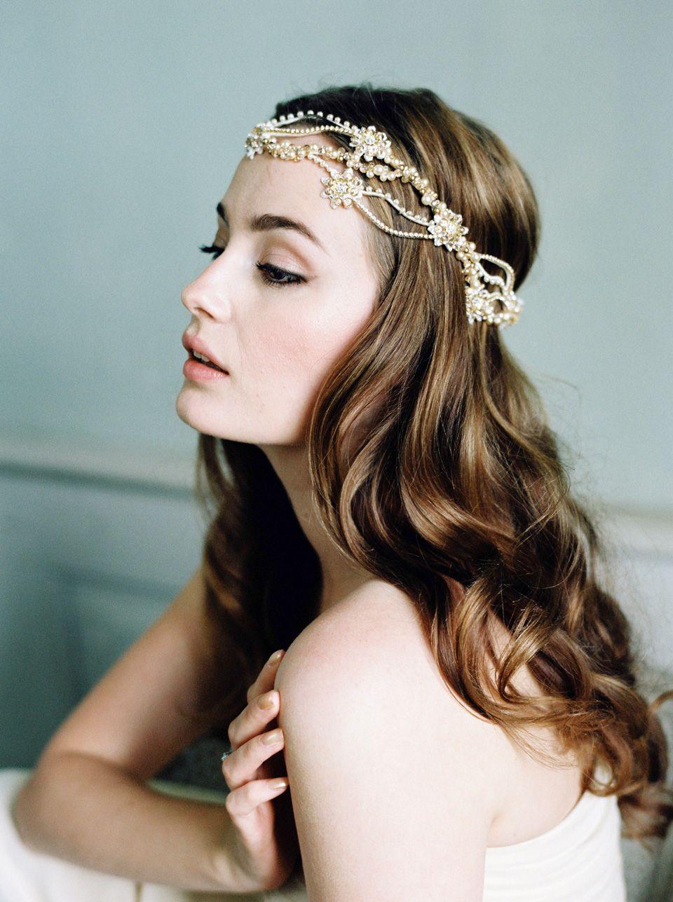 pin by beautifulday wedding blog on wedding headpieces