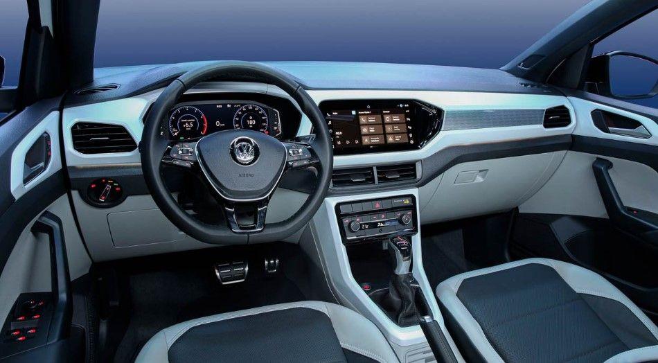 2021 Volkswagen T Cross Colors Release Date Interior Volkswagen Color Passenger