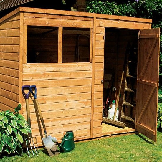 pent wooden garden shed from argos