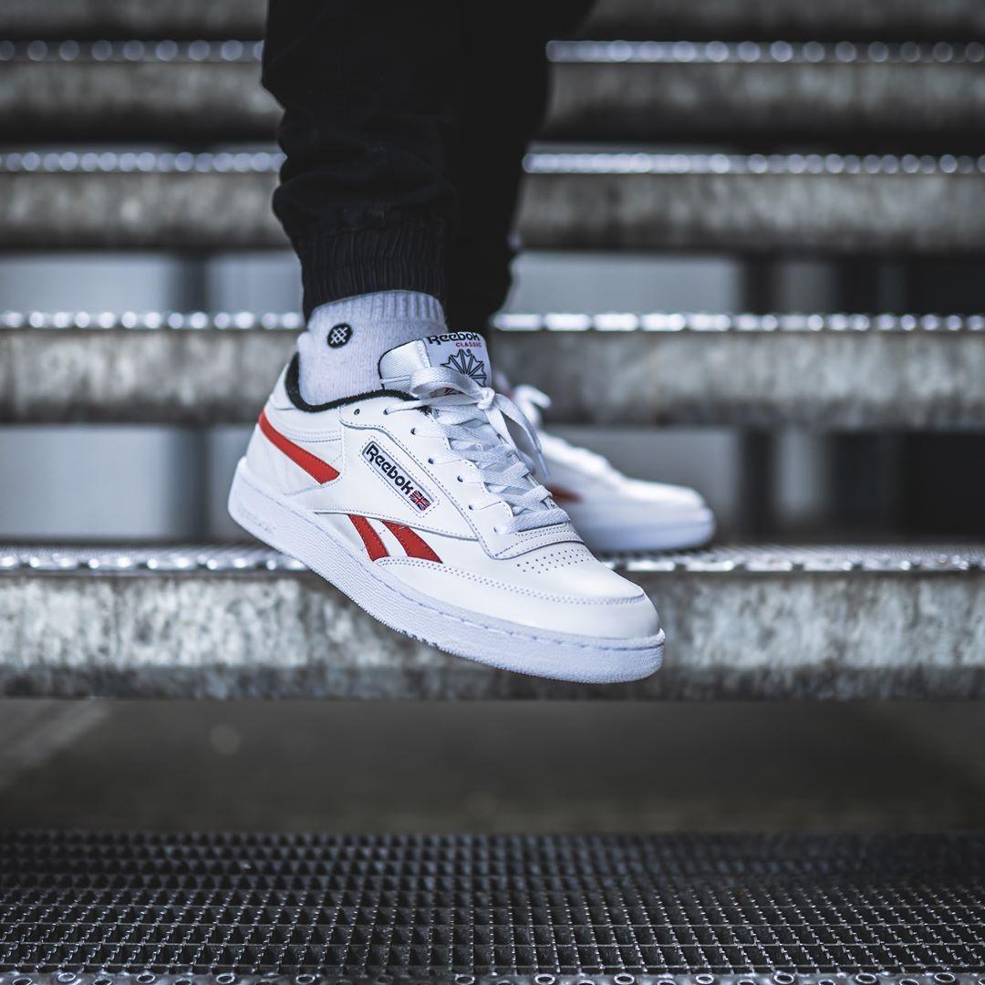 Reebok Club C Revenge MU in weiss EF3220 in 2020 | Sneaker