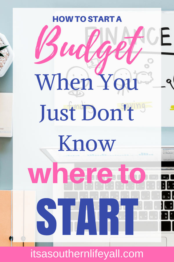 simple budget for beginners financial pinterest