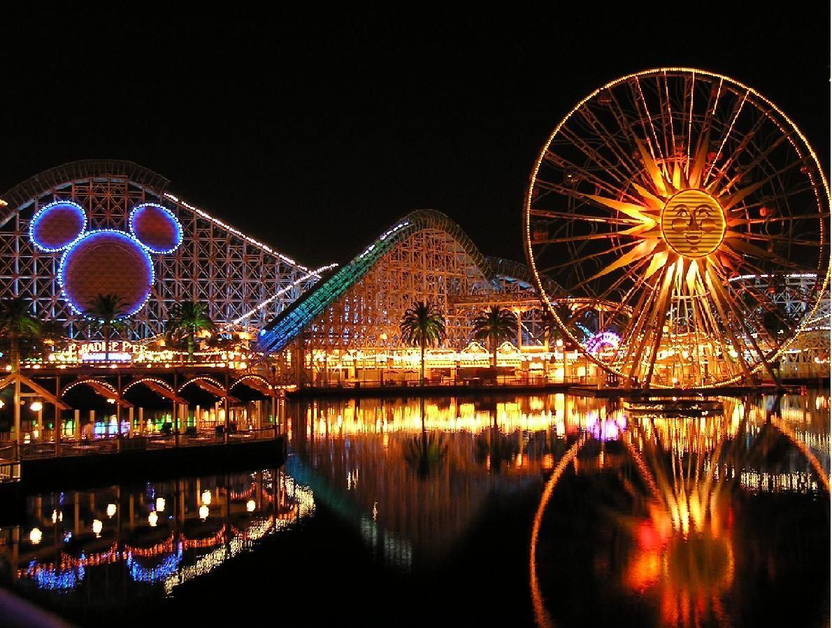 Disneyland Disneyland California Beautiful Places In The World Going There Countdown 6days