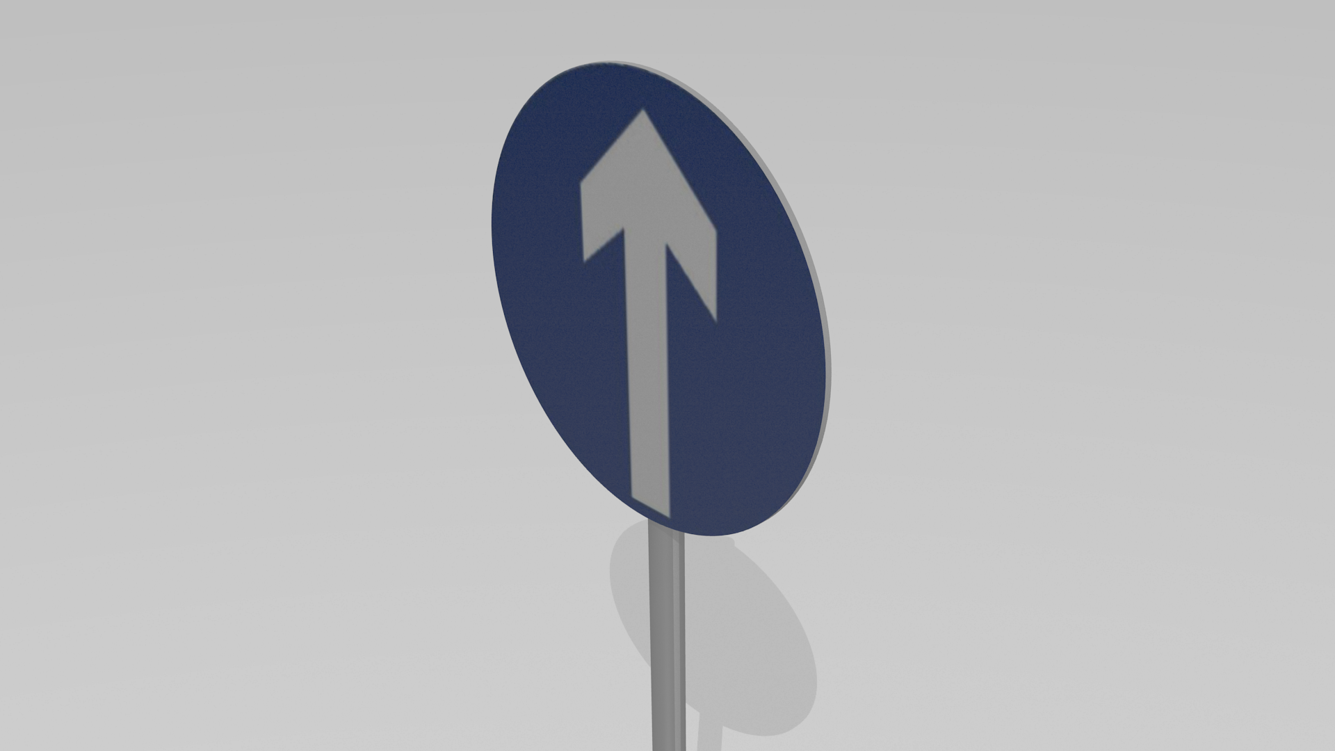 Go Straight Sign Straight Signs Road Signs