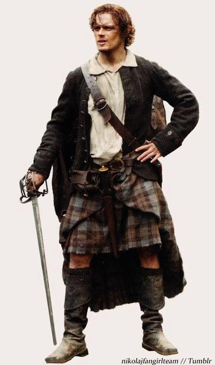 Jamie Fraser                                                   Outlander Series    : )
