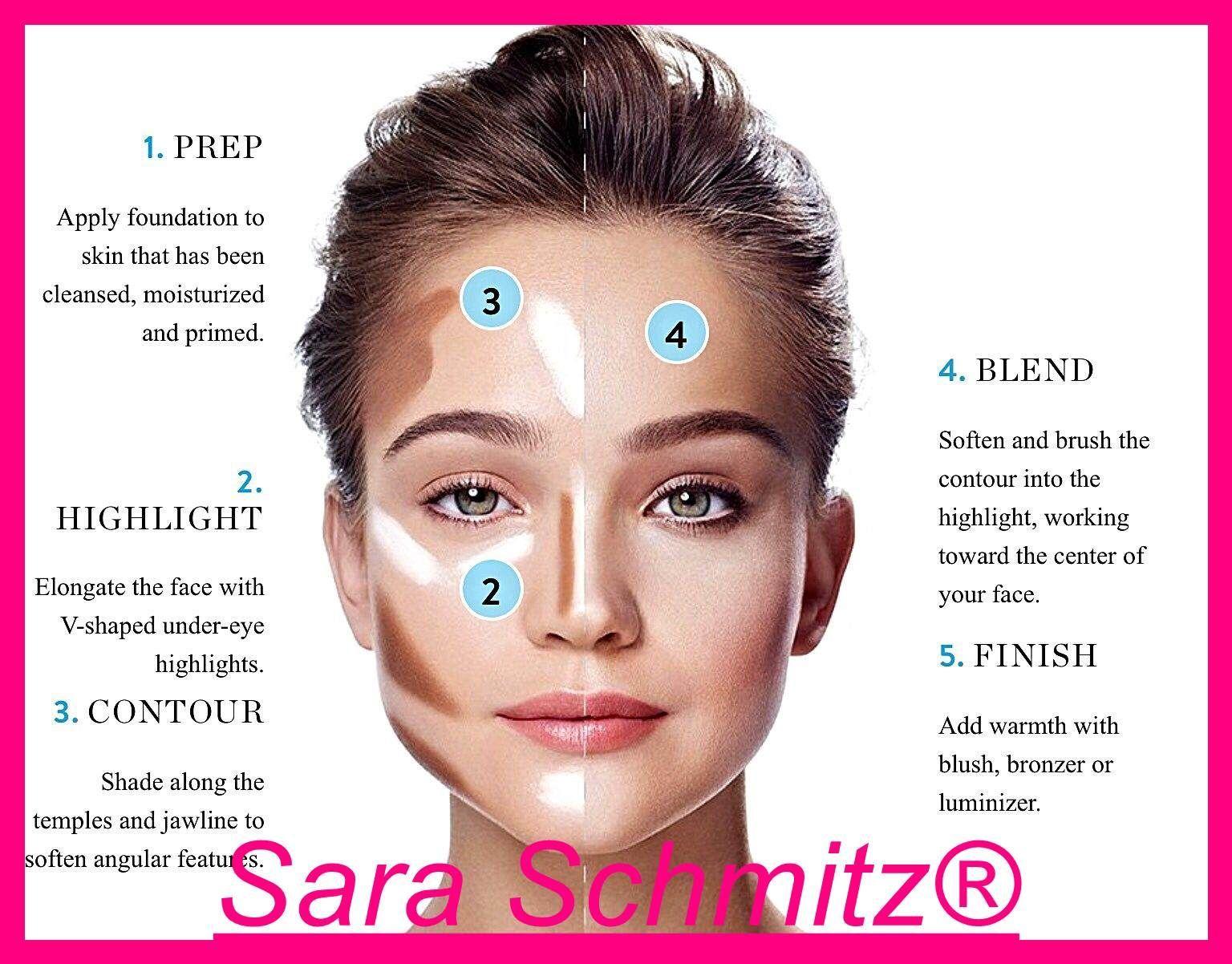70er Jahre Make-up Techniken - New Ideas