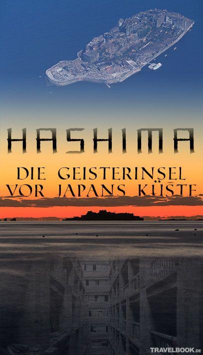 Hashima war einmal die am dichtesten besiedelte Region auf der ganzen Welt. Heute ist die Insel vor der japanischen Küste völlig verlassen, nur noch ein paar Katzen streunen dort – und einige mutige Touristen.