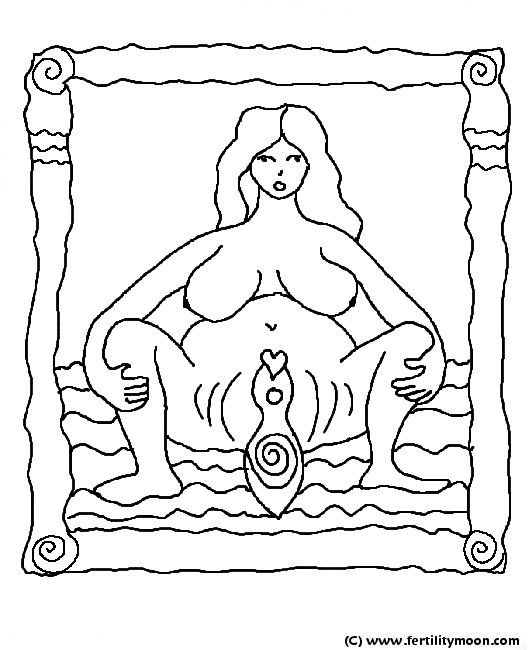 fertility and goddess coloring pages The Holy Work of a Doula - fresh coloring pages about nurses