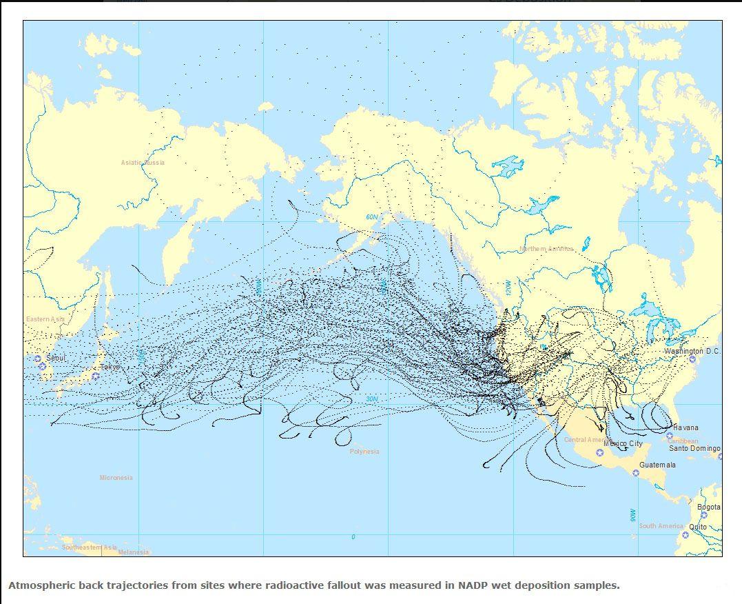 fukushima fallout map | Maps | Nuclear disasters, Fukushima ...