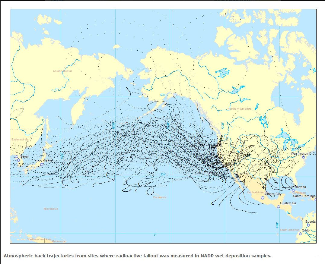 fukushima fallout map | Maps | Pinterest | Fukushima, Nuclear ...