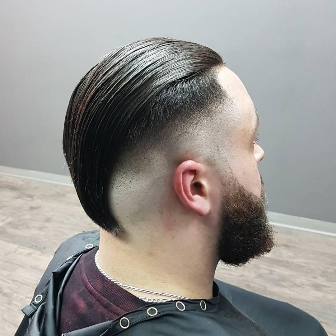 Undercut fondu fondu undercut men haircut in pinterest
