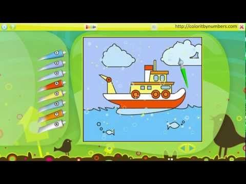 Online Coloring Games for Kids | Free Coloring Pages, Mazes, or ...