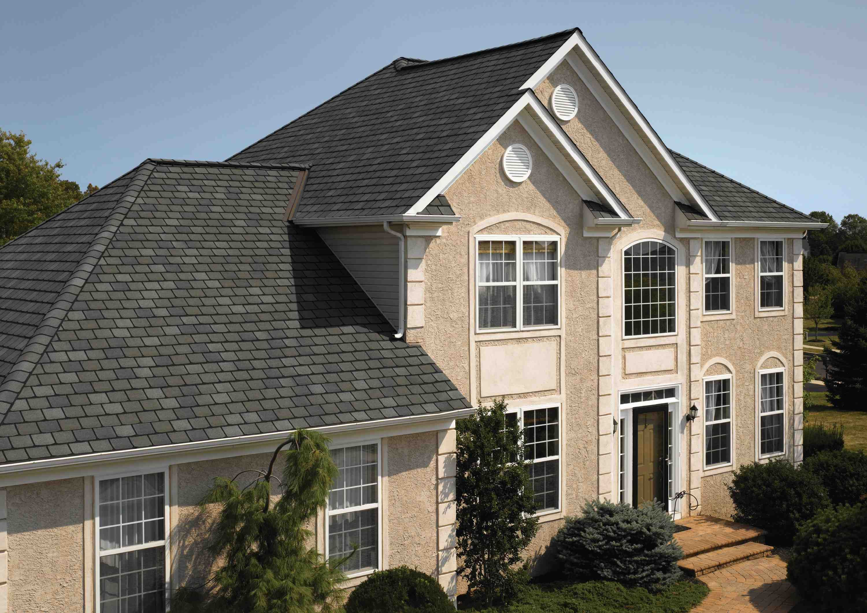 How To Choose A New Roof For Your House The Home Depot Community Residential Roofing Roof Installation Roof Restoration