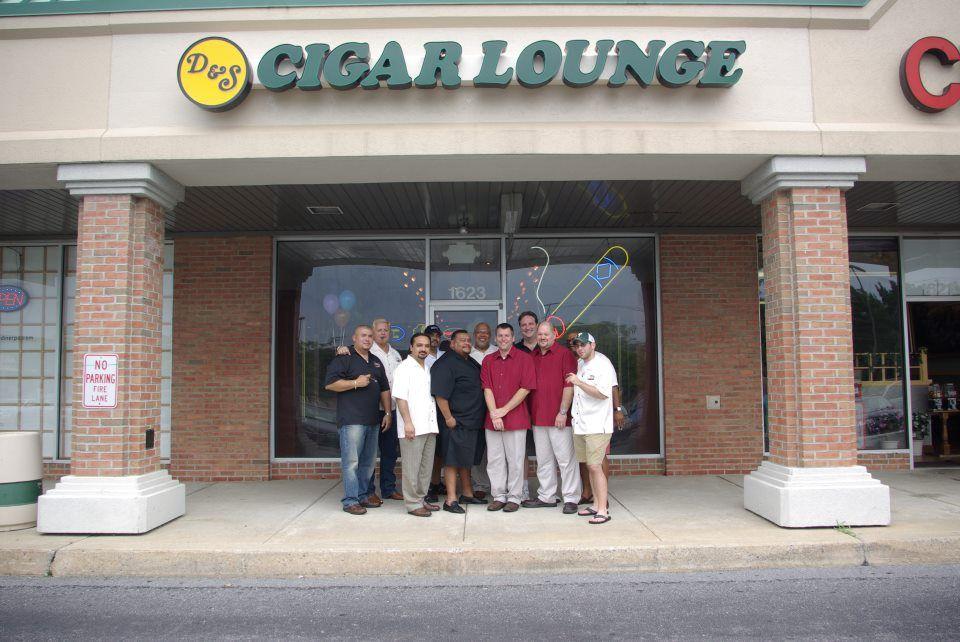 D S Cigar Lounge Lancaster Pa Shaun The Gang Carry A Nice