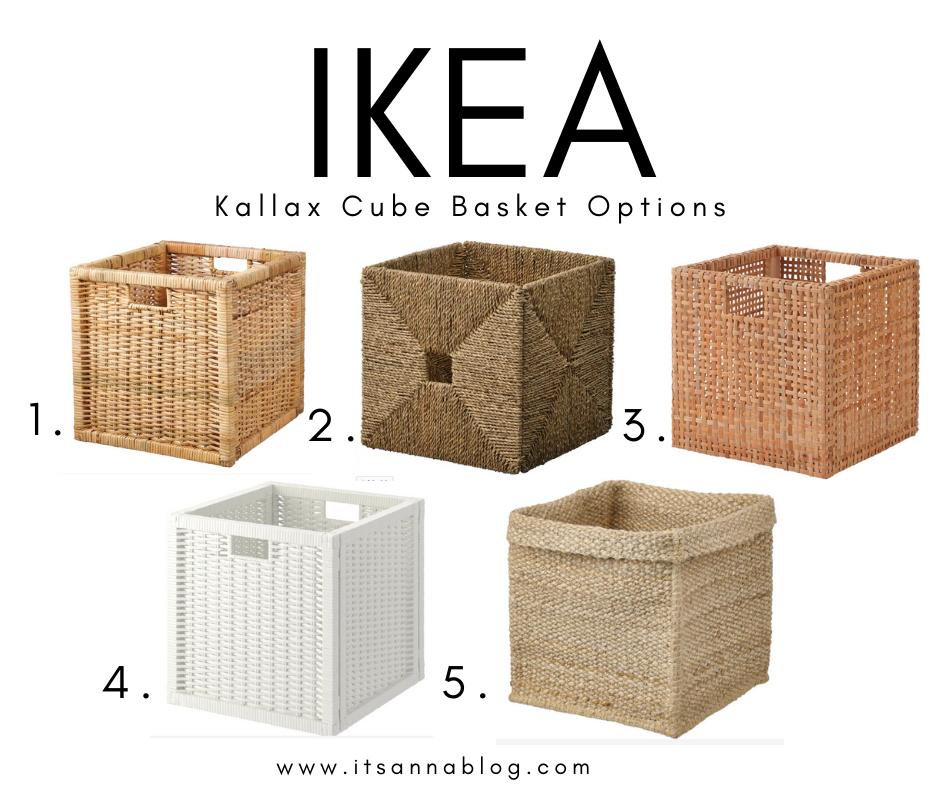 How to Use the Ikea Kallax Shelf to Organize Toys