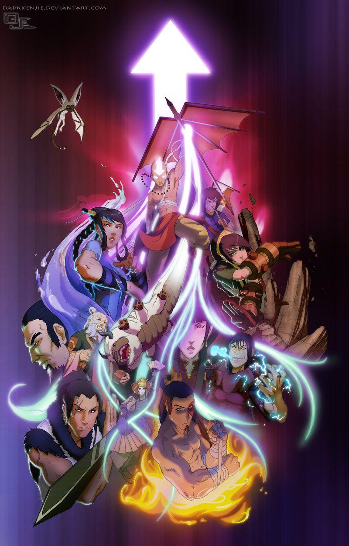 Aang avatar the last airbender zuko animated-12123