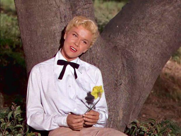 "Doris Day - ""Calamity Jane"" - Secret Love."