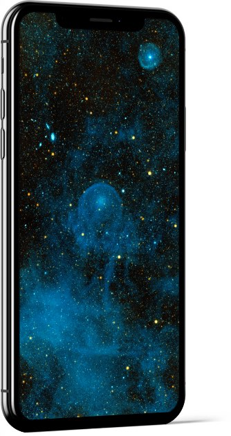 CW Leo – Galaxy Wall