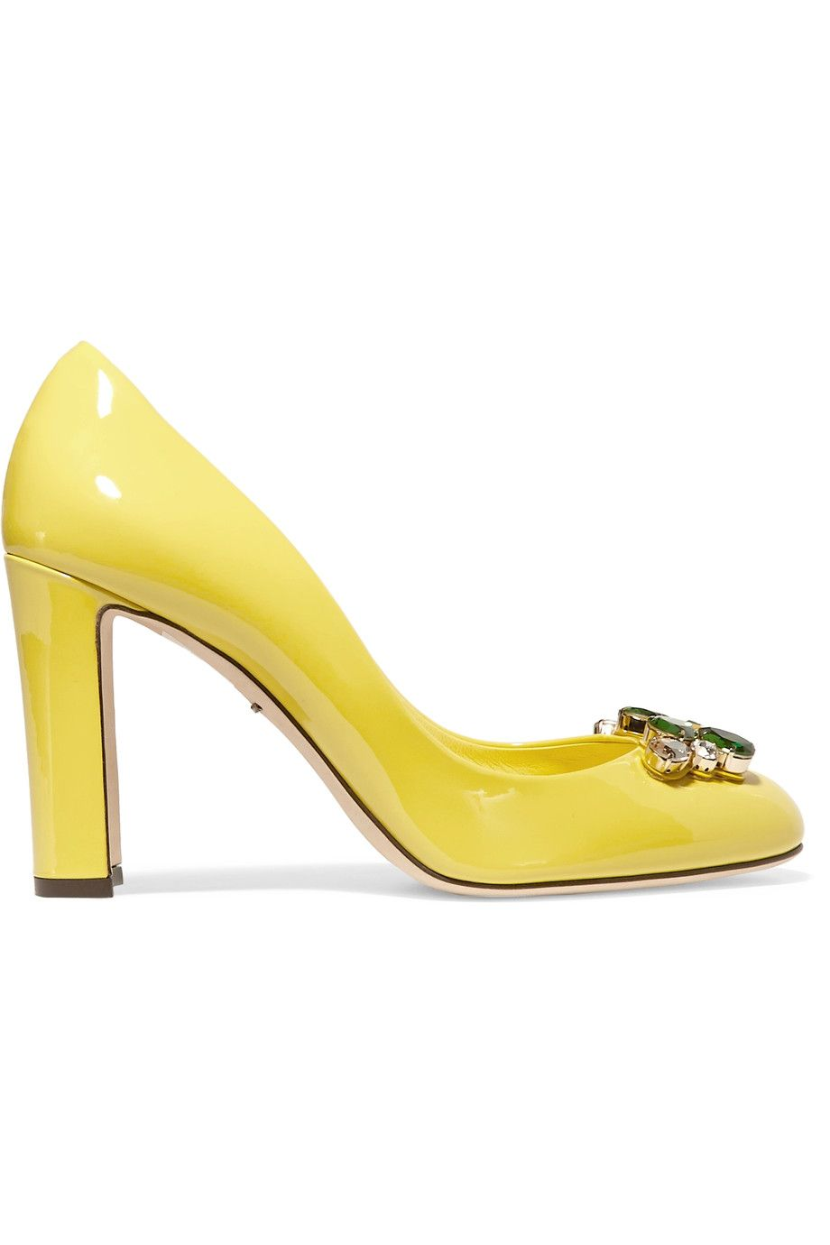 Patent leather pumps Dolce & Gabbana eyjhnQDq