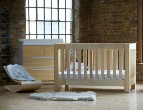 Kleines Babyzimmer Gestalten   Modernes Faltbares Gitterbett   #Babyzimmer,  #Kinderzimmer
