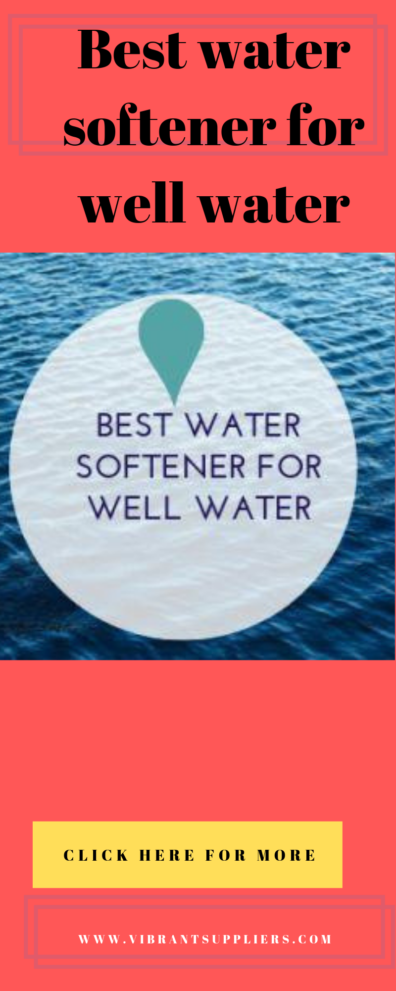Best Water Softener For Well Water Reviews And Buyers Guide 2020 Water Softener Water Softener System Water Softener Salt