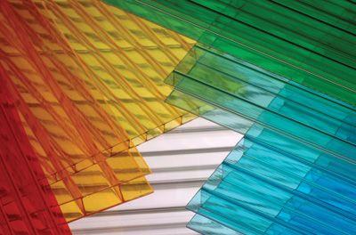 Standard Grade Multiwall Panels Standard Sheets Are