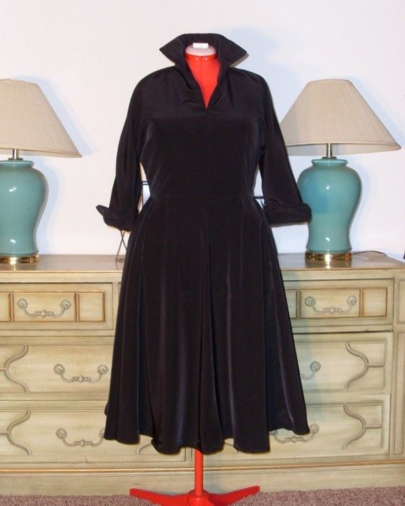 50s inspired dresses Made to size