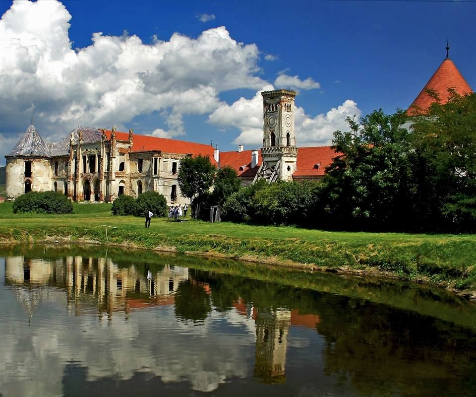 Bánffy Castle, Romania