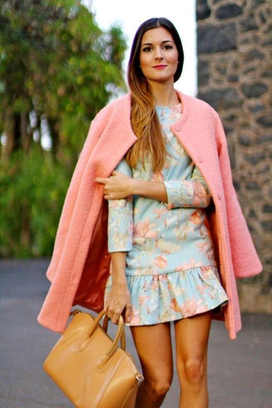 Романтический стиль в одежде для девушек и женщин (с ...