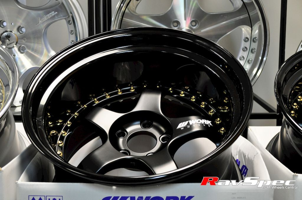WORK Meister S13P | Wheels | Rims for cars, Rims, tires