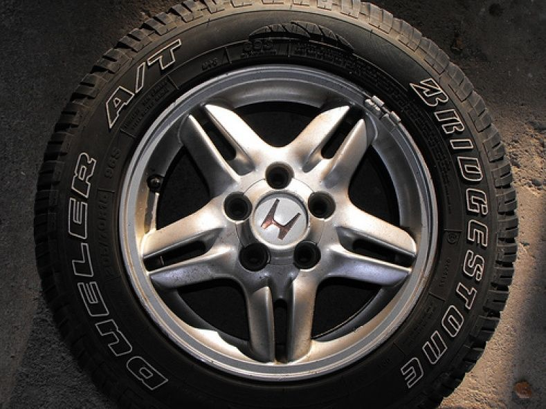Superior Crv Tire Size