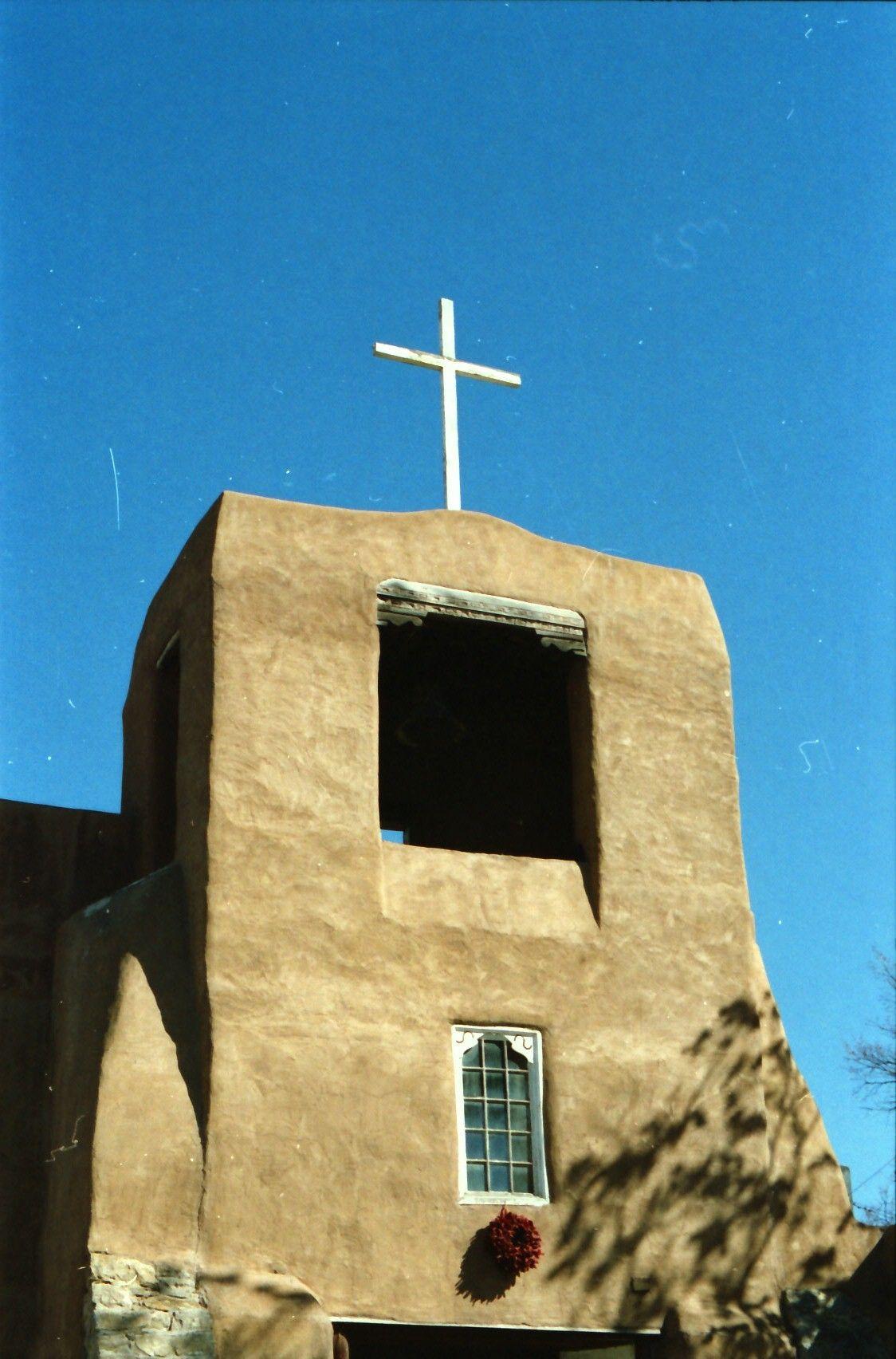 San Miguel Chapel, Santa Fe
