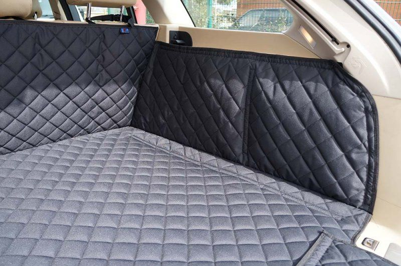 Bmw 5 Series F11 Tourer 2013 Present Quilted Waterproof Boot