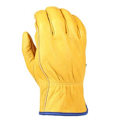 Wells Lamont Water Resistant Leather Work Gloves Grain C Https Www Amazon Com Dp B00pbgkc3i Ref Cm Sw R Pi Dp X G Leather Work Gloves Work Gloves Leather