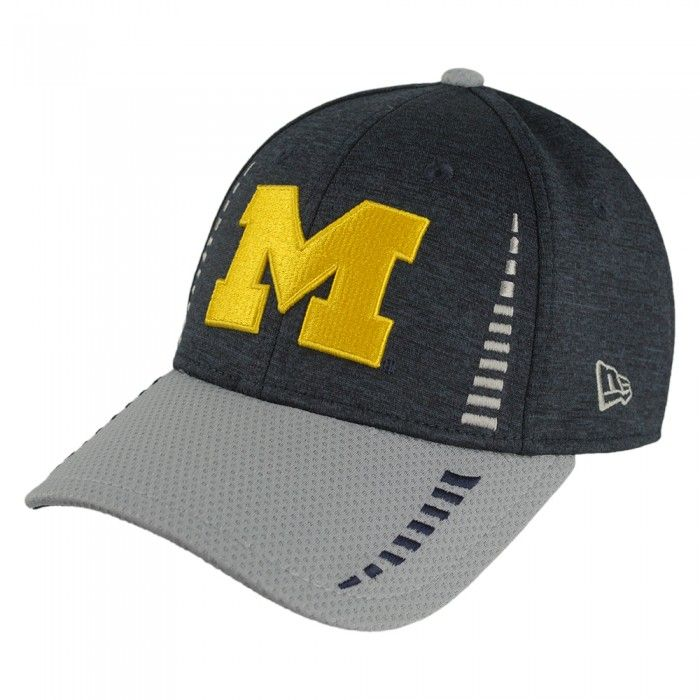 14cc7286084 University of Michigan Youth Speed Tech Adjustable Hat At Campus Den ...