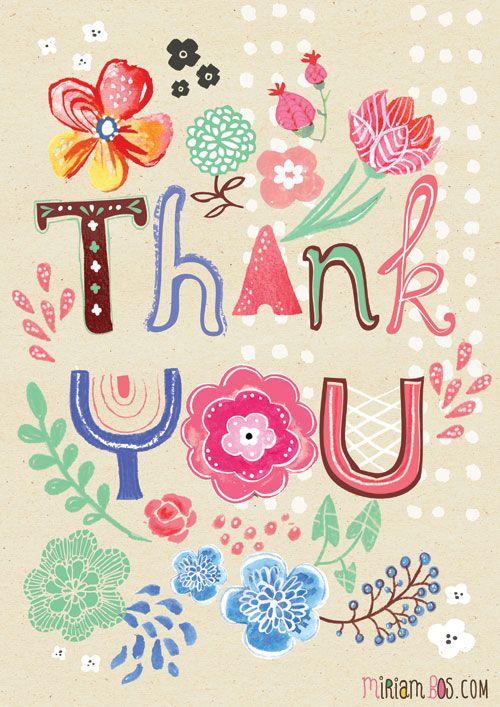 Thank You Handlettering Gracias Frases De Felicitaciones