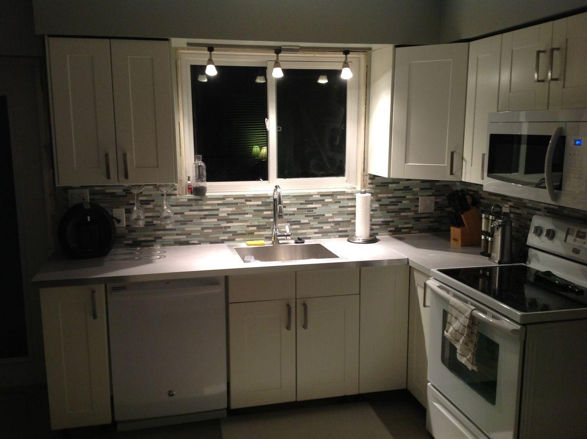 Kitchen   White kitchen appliances, Kitchen decor ...